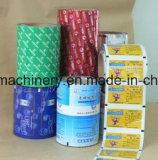 4 couleurs Flexo Impression multifonction pour le papier et les étiquettes de la machine