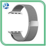 De Banden van Iwatch van de Vervanging van de Lijn van Mese van het roestvrij staal, de Riemen van het Horloge van de Appel, de Banden van de Sport van het Horloge van de Appel voor Series3, Reeks 2, Series1
