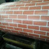 Bobine de tôle en acier prépeint brique