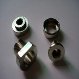 Maschinell bearbeitetes Auto-Ersatzteil, CNC bearbeitete Aluminiumteile maschinell