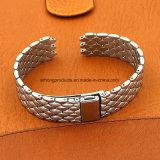 Fabbricazione solida personalizzata immaginazione dei cinturini di vigilanza dell'acciaio inossidabile