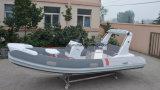 Barca 520 della nervatura di vendita del Giappone dei motori esterni della persona di Liya 10