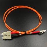 Aus optischen FasernSteckschnür-Duplex für Faser-optisches Zugriffs-Netz und Kommunikationsnetz