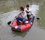 Buona barca gonfiabile a buon mercato personalizzata del pontone di qualità per divertimento di pesca