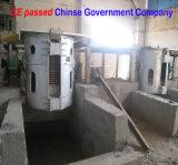 30t moyenne fréquence de l'acier four de fusion par induction pour Steel Mill