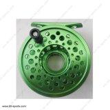 Peso ligero corte máquina CNC Haga clic en Detener Clicker Classic Fly Reel 02A-CNC-Iiich-a