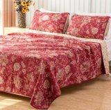 Покрывало гостиницы качества Quilt Washable одеяла установленное для подгоняно