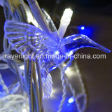 Quirlande électrique personnalisée extérieure de Noël de DEL avec l'ornement