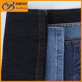 Denim dello Spandex del rayon del poliestere del cotone dell'indaco per i jeans e la mano protettiva