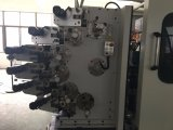 Machine en plastique d'impression offset de cuvette avec l'emballage automatique