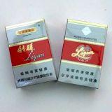 Impresión del diseño de empaquetado del papel de cigarrillo