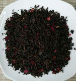 中国の茶ローズの黒い中国の紅茶