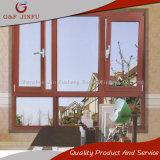 De aluminio Inclinar-Dar vuelta al perfil de aluminio de la ventana de madera como ventana del marco