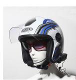 Intercomunicador de Bluetooth para el receptor de cabeza sin hilos del casco el 1200m Bluetooth de la motocicleta con FM MP3