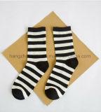 Новая мода в полосы высокое качество проектирования Sock хлопка