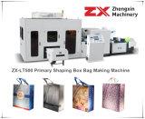Lamellierter nichtgewebter Kasten-Beutel, der Maschine Zx-Lt400 herstellt