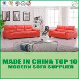 Ausgangs-und Büro-Möbel-modernes Büro-Leder-Sofa