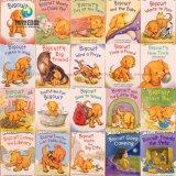 La impresión personalizada nueva junta de Color de los niños los libros con laminado brillo