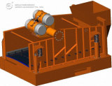 consumo de energía inferior circular de la pantalla de la vibración de la capacidad 150-1700t/H