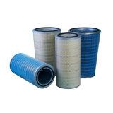 Cartuccia di filtro dal collettore di polveri della cellulosa e del poliestere della turbina a gas