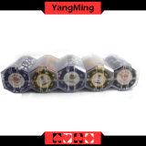 카지노 찰흙 부지깽이 칩 전용 투명한 아크릴은 제거한다 칩 상자 자유로운 조합 (YM-CT12)를