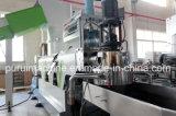 Полностью автоматическая отходов пленки PE Зернение перерабатывающая установка