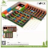 Het mini Park van de Trampoline van het Huis van de Grootte voor Kinderen