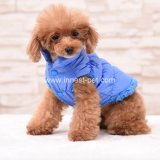Bunter China-preiswerter Winter-warme Hundekleidung-Haustier-Weste