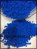 De Blauwe Kleur Masterbatch van de Rang van de film voor Plastic Zak