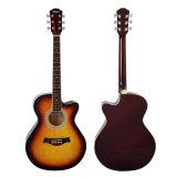 Гитара цвета 38 дюймов акустическая фольклорная для детей