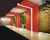 Artístico de madeira de alta qualidade para a decoração do prédio do painel da parede do Painel da Parede 3D