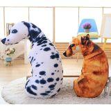 詰められた子供の動物のシミュレーション犬のテディー・ベアの柔らかいプラシ天のおもちゃ