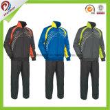 Traning 재킷 남자 Tracksuit Traning 빨강과 파란 재킷