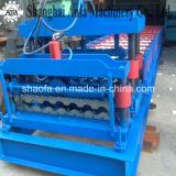El azulejo esmaltado aluminio de calidad superior lamina la formación de la máquina