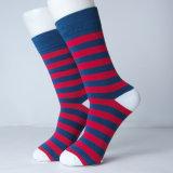 Neuer Entwurf der glücklichen bunten Socken-Leute-Abendkleid-Socken