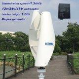 600W 48V de Permanente Turbine van de Wind van de Generator van de Magneet