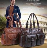 Bwf de Handtassen van 1-212 de laptop-Zak van de Manier European&American de één-laag-Zweep van de Zak van de Schouder Mensen van het Leer