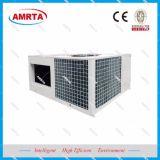 Unidade empacotada telhado de refrigeração ar do condicionador de ar e da bomba de calor