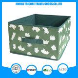 2017普及したNon-Woven緑海のくまによって印刷される記憶袋ボックスFoldableボックス