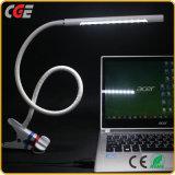 Tisch-Beleuchtung USBgooseneck-Tisch-Lampe der LED-Lampen-LED für Tisch-Lampen der Anzeigen-LED