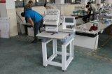 Funcionar fácilmente 1 bordado principal tubular Swf de Alibaba de la alta calidad de la máquina del bordado del casquillo de la camiseta del bordado de la sola máquina principal reputable principal del bordado un