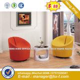家具(HX-SN8063)を食事するアルミニウム基礎余暇のバースツールの椅子