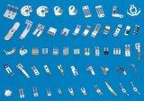 Le Clip à ressort de retenue métalliques personnalisées