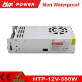 fuente de alimentación de 12V 30A LED con Htp-Series del Bis de RoHS del Ce