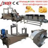 Hohe leistungsfähige Kartoffelchip-Pflanzenmaschinen-Kartoffelchips, die Geräte herstellen
