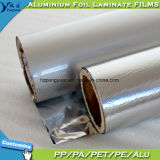 Pellicola di appoggio del di alluminio dell'isolamento per la barriera radiante