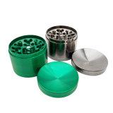 4 pièces de métal concasseur de cigarettes des pollinisateurs Spice Herb meuleuse (ES-GD-091)