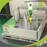 Pluma abierta del nuevo diseño del embalaje para el uso de la puerca para la granja de cerdo