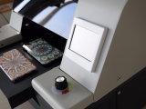 Stampante a base piatta UV piccola, stampante del T, stampatrice di Dx8 LED della sfera