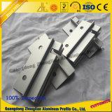 Profil en aluminium de Furnitur pour le profil articulé vertical de porte de profil de porte